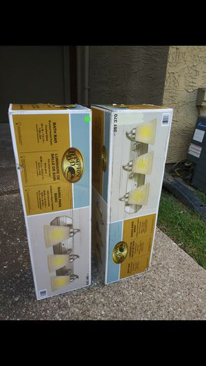 4 New lights OBO for Sale in Mesquite, TX