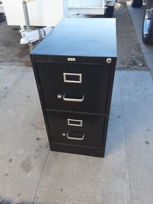 FILE CABINET NO KEYS for Sale in Los Angeles, CA