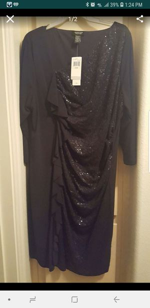 Womens sequin dress sz18w for Sale in Phoenix, AZ