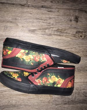 Supreme x Vans x John Paul Gaultier Chukka for Sale in Homestead, PA