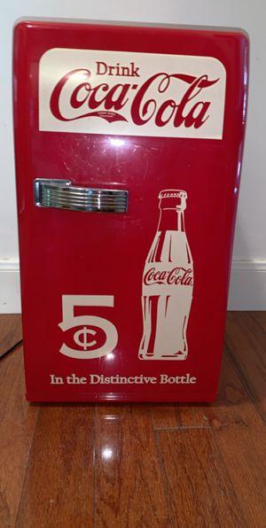 Coca-Cola mini fridge for Sale in Lorain, OH