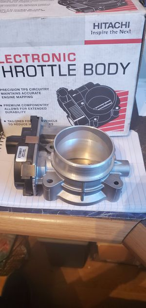 ELETRONIC THROTTLE BODY BRAND NEW. for Sale in Montclair, CA