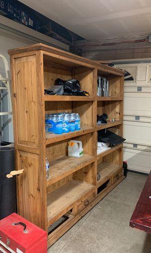 Furniture shelf tilts a little for Sale in Rialto, CA