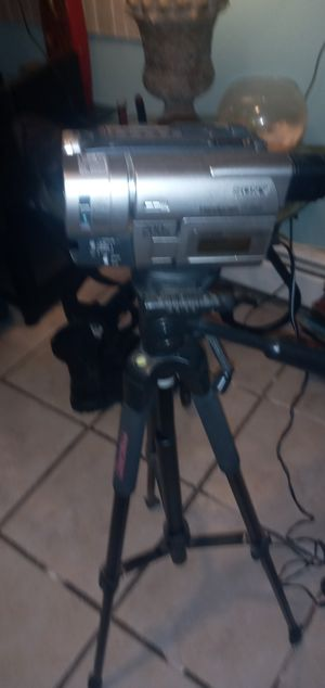 Sony camara for Sale in Newark, NJ
