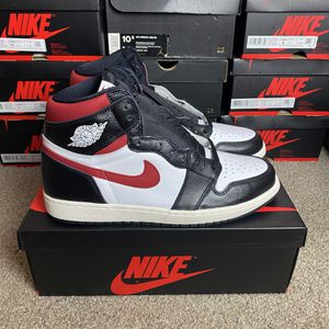 NEW Jordan 1 Retro High OG Black Gym Red for Sale in Nashville, TN