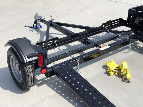 Tow smart trailers ez haul tow dolly