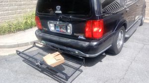 Car hitch rack carrier hauler 350 Lb. Rated Great Cond. for Sale in Marietta, GA