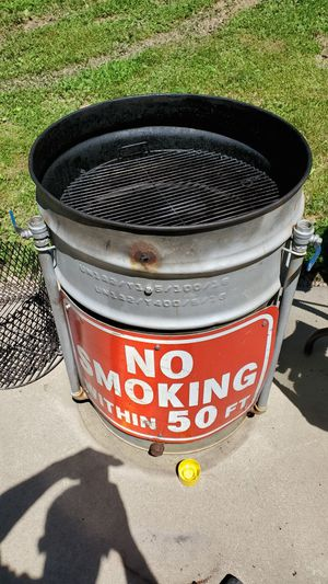 U.D.S. Ugly Drum Smoker (55gal drum) for Sale in FT LEONARD WD, MO