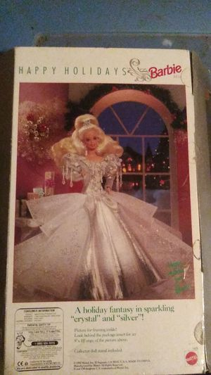 1992 Special Edition Happy Holidays Barbie for Sale in Chandler, AZ