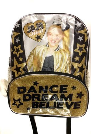 NEW! JoJo Siwa Backpack For School/Traveling/Everyday Use/Summer Bag/Travel Bag/Gifts $20 for Sale in Carson, CA