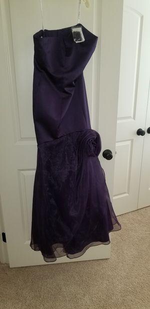 Formal dress (David's Bridal) for Sale in Newburgh, IN