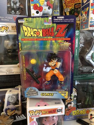 Dragonball Z Series 9 Goku Action Figure - NEW for Sale in Denver, CO