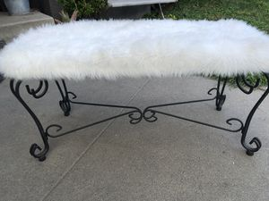 Upholstered Bench for Sale in Visalia, CA