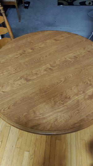 Beautiful oak kitchen table for Sale in San Jose, CA