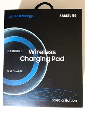 Samsung wireless charging pad Special Edition FAST CHARGER **NEW** for Sale in Lakewood, CA