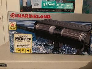 Aquarium filter for Sale in Bakersfield, CA