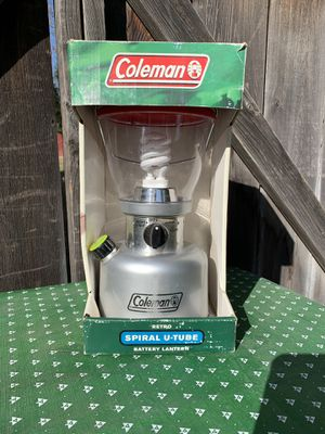 Coleman lantern for Sale in Madera, CA