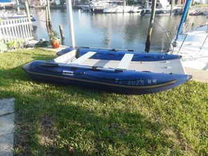 Bris inflatable tender dingy dinghy boat for Sale in Madeira Beach, FL