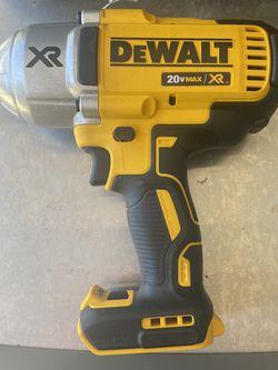 Dewalt High Torque Impact 20v for Sale in Lake Wales,  FL