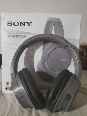 Sony wh-ch700n headphones for Sale in MIDDLE CITY WEST, PA