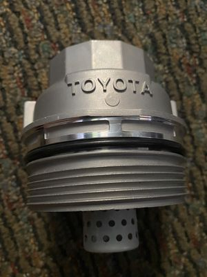 Toyota Oem Metal Oil Filter Housing New for Sale in Los Angeles, CA