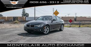 2016 BMW 3 Series for Sale in Montclair, CA