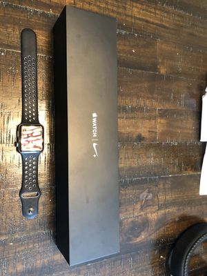 Apple Watch Series 2 Nike+ GPS 42mm for Sale in Maple Valley, WA