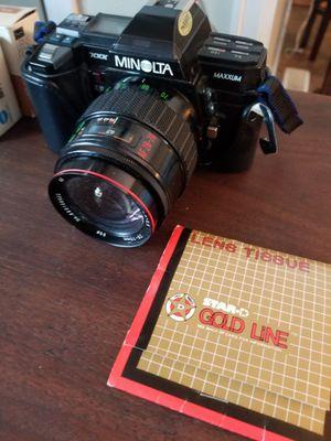 Minolta 35mm film camera for Sale in Seattle, WA