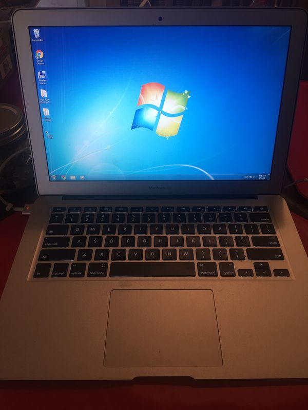 Mid 2013 MacBook Air i5/4gb/256gb Has Final Cut Pro X, Parallels Desktop running Windows 7 and much more