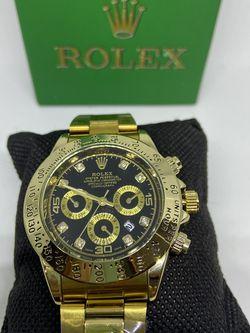 Gold And Black Bracelet for Sale in San Antonio,  TX