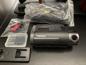 Thinkware dashcam F750 Full HD with Sony Exmor Sensor, Built-in WiFi & Traffic Enforcement Warning for Sale in Greenville, SC