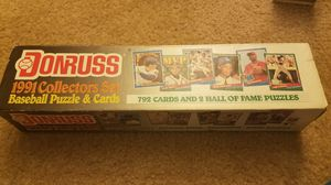 1991 Donruss compete baseball set for Sale in TN, US