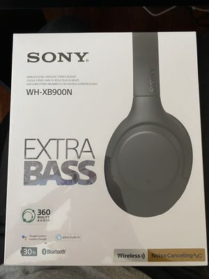 Sony WH-XB900N Brand New Headphones for Sale in Los Nietos, CA