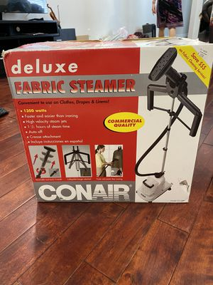 Deluxe Fabric Steamer for Sale in Austin, TX