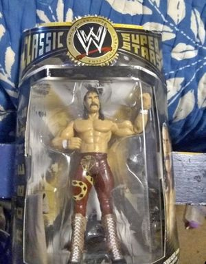 Jake the snake wwf wwe wrestling figure for Sale in Colorado Springs, CO