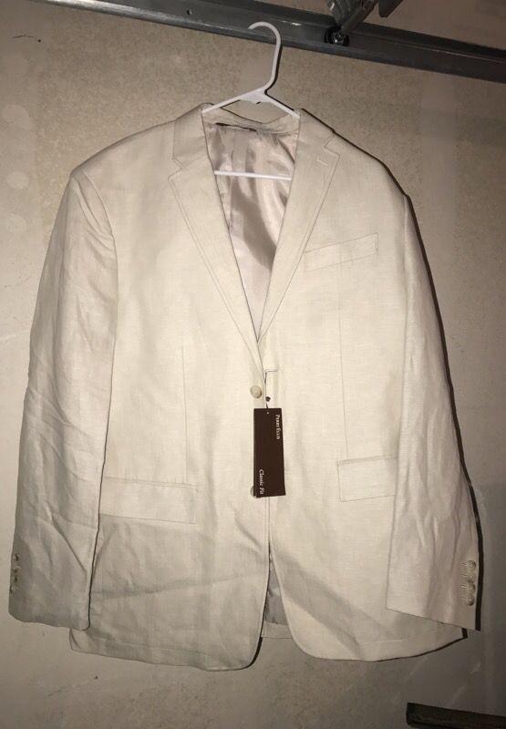 Brand new Perry Ellis sport coat size 44R (XL)