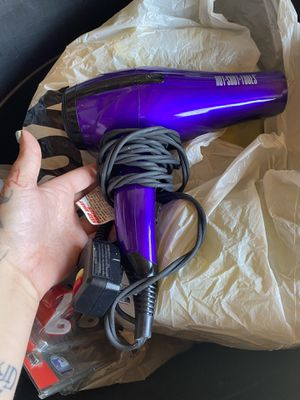 Blow dryer almost brand new for Sale in Indianapolis, IN