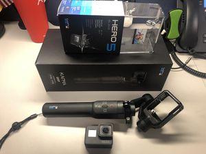 GoPro Karma Grip & Hero5 Black for Sale in San Diego, CA