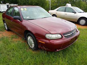 2003 Chevrolet Malibu for Sale in Benton, AL