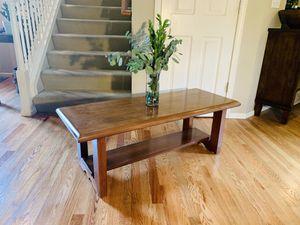 Solid Walnut Mid Century Modern MCM Coffee Table for Sale in Redmond, WA