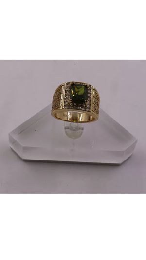 14K Yellow Gold Solid Ring Size 8 for Sale in Columbus, OH