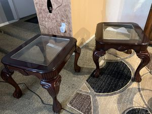 2 End Tables for Sale in MONTGOMRY VLG, MD