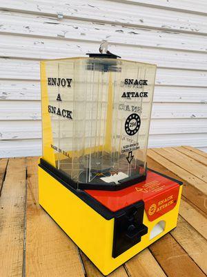 Vintage Snack Attack Coin Machine for Sale in Sanford, FL
