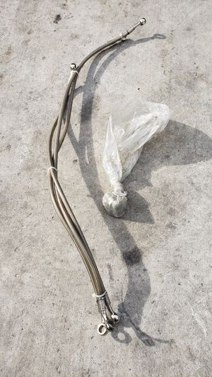 Steel brake lines with bolts for Sale in North Las Vegas, NV