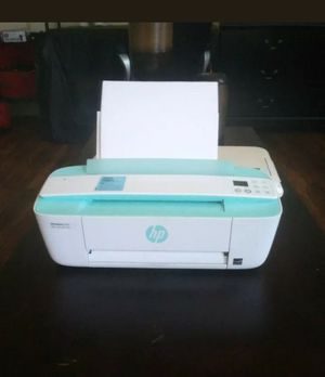 HP Deskjet 3755 All in One Wireless Printer for Sale in Saint Petersburg, FL