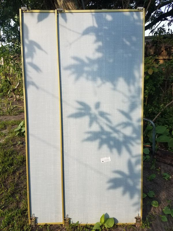2 set of glass closet sliding door 80x30//80x24