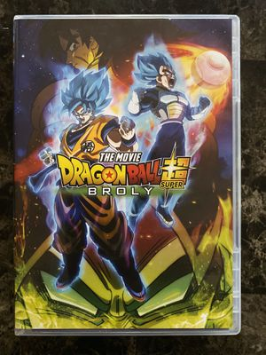 Dragon Ball Super: Broly DVD for Sale in Fremont, CA