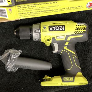 Ryobi 18 V Hammer drill For Home Projects for Sale in Santa Ana, CA