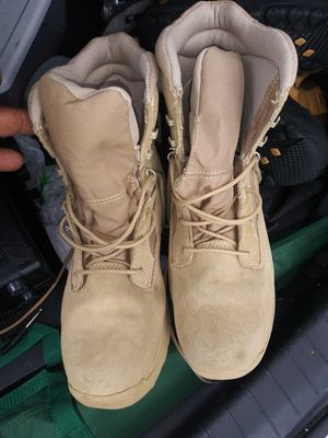 Army working boots size 13 for Sale in Union Park, FL