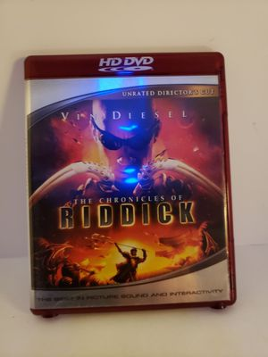 The chronicles of riddick for Sale in Tecumseh, MI
